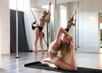 Selvtræning i poledance på Frederiksberg - København - Slagelse