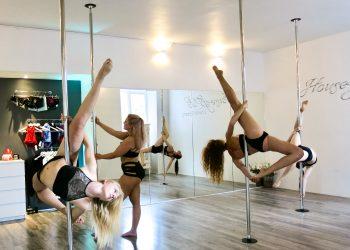Poledance på Frederiksberg